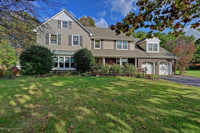 37 Tuscan Drive, Freehold, NJ 07728 (MLS #22037945) :: The MEEHAN Group of RE/MAX New Beginnings Realty