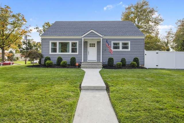 39 Beechwood Terrace, Matawan, NJ 07747 (MLS #22038015) :: Halo Realty