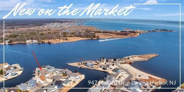 947 Mallard Drive, Lanoka Harbor, NJ 08734 (MLS #22038017) :: The MEEHAN Group of RE/MAX New Beginnings Realty