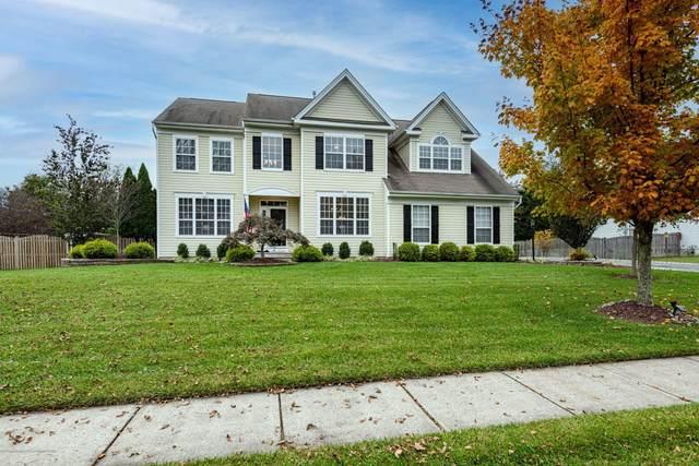 10 Chiswick Drive, Jackson, NJ 08527 (MLS #22038071) :: The Sikora Group