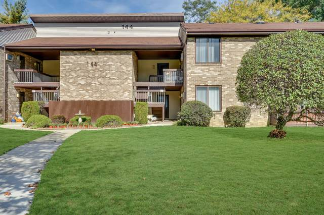 144 Cross Slope Court H, Manalapan, NJ 07726 (MLS #22038083) :: Team Gio | RE/MAX