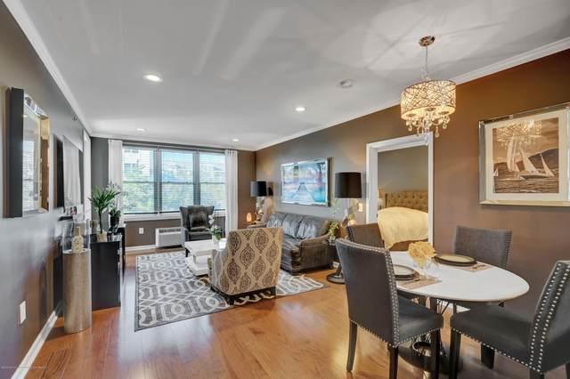 55 Melrose Terrace #208, Long Branch, NJ 07740 (MLS #22038109) :: Kiliszek Real Estate Experts