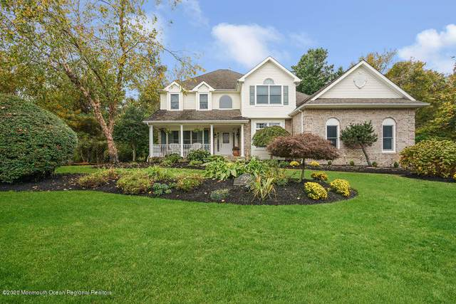 2099 Misty Hollow Drive, Wall, NJ 07719 (MLS #22038141) :: The MEEHAN Group of RE/MAX New Beginnings Realty
