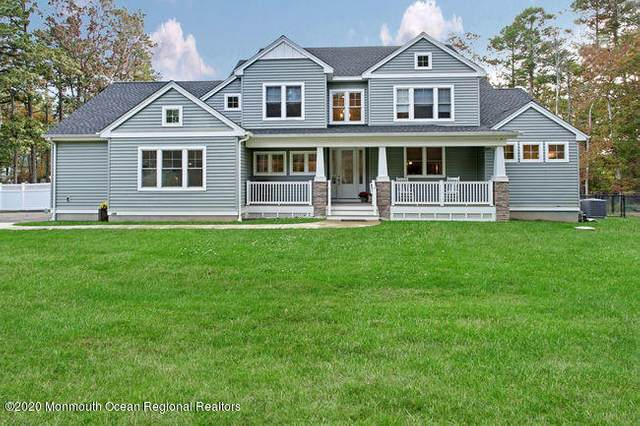 158 Mary Bell Road, Manahawkin, NJ 08050 (MLS #22038162) :: The MEEHAN Group of RE/MAX New Beginnings Realty