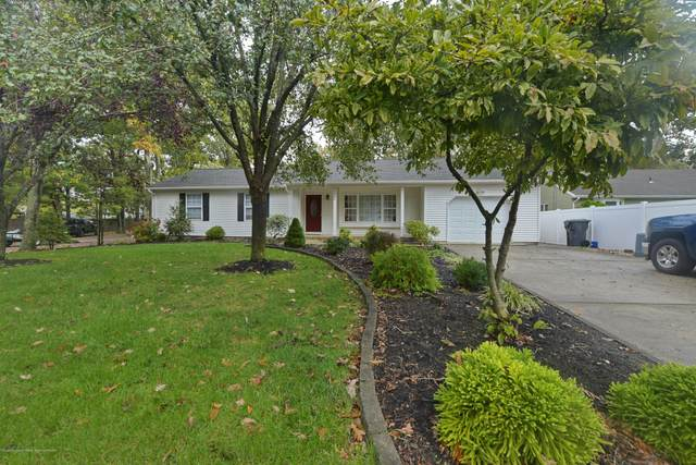 466 Bay Oak Drive, Brick, NJ 08723 (#22038166) :: Nexthome Force Realty Partners