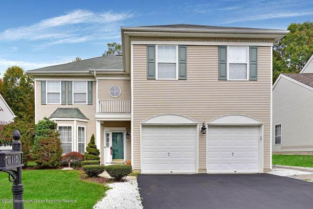 135 Woodcliff Boulevard, Morganville, NJ 07751 (MLS #22038177) :: The CG Group | RE/MAX Real Estate, LTD