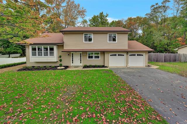 418 Union Hill Road, Morganville, NJ 07751 (MLS #22038181) :: Provident Legacy Real Estate Services, LLC