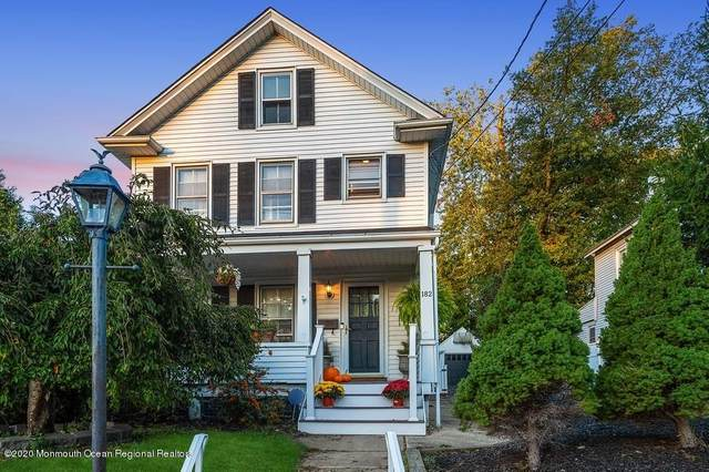 182 Branch Avenue, Red Bank, NJ 07701 (MLS #22038235) :: William Hagan Group