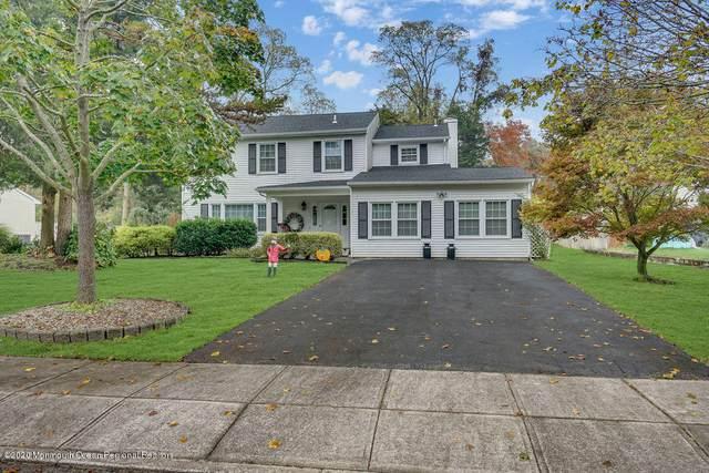 850 Paul Drive, Toms River, NJ 08753 (MLS #22038326) :: The Sikora Group