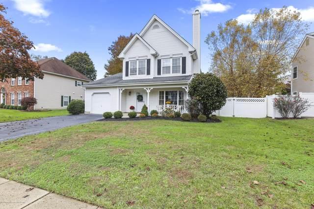 9 Palermo Drive, Tinton Falls, NJ 07724 (MLS #22038342) :: Provident Legacy Real Estate Services, LLC