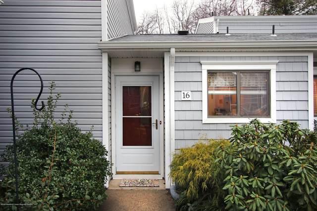 16 Joyce Court, Tinton Falls, NJ 07724 (MLS #22038343) :: William Hagan Group