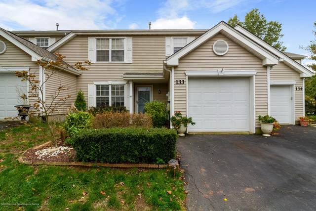 133 Hemlock Way, Freehold, NJ 07728 (MLS #22038368) :: Team Gio | RE/MAX