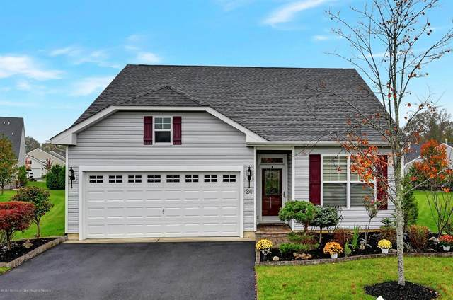24 Denerail Road, Manalapan, NJ 07726 (MLS #22038386) :: The Streetlight Team at Formula Realty