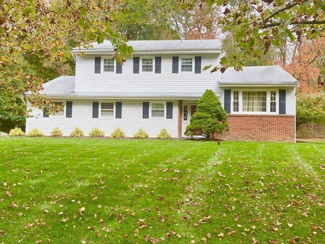 1 Gettysburg Drive, Manalapan, NJ 07726 (MLS #22038413) :: Caitlyn Mulligan with RE/MAX Revolution