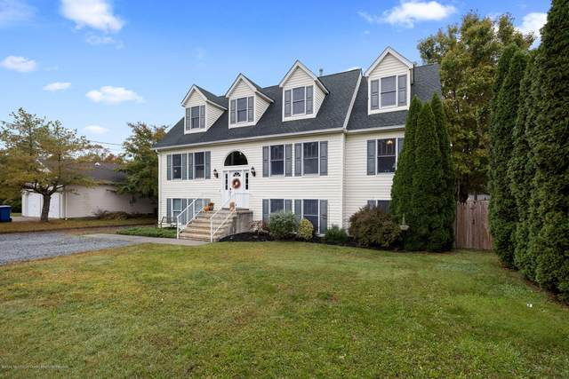 415 Lighthouse Drive, Manahawkin, NJ 08050 (MLS #22038457) :: The MEEHAN Group of RE/MAX New Beginnings Realty