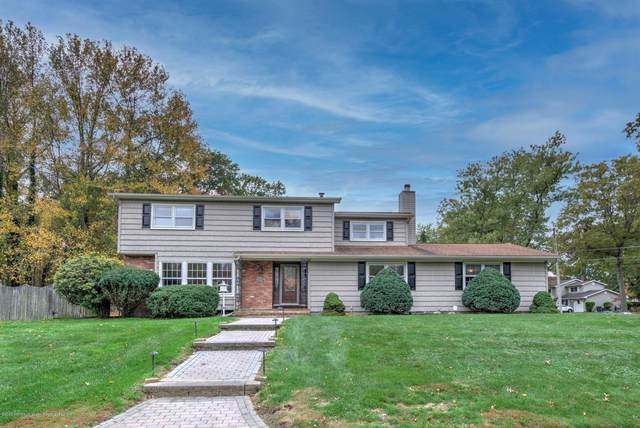 29 Guest Drive, Marlboro, NJ 07746 (MLS #22038500) :: Provident Legacy Real Estate Services, LLC