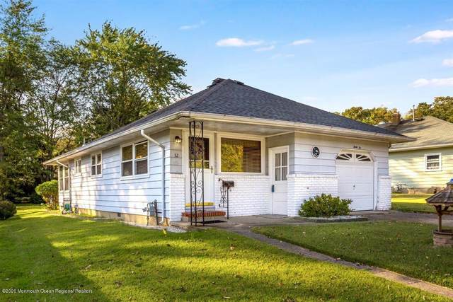 32 Mount Katadin Drive, Toms River, NJ 08753 (MLS #22038503) :: The MEEHAN Group of RE/MAX New Beginnings Realty