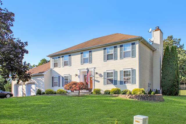 341 Mackenzie Drive, Jackson, NJ 08527 (MLS #22038525) :: The MEEHAN Group of RE/MAX New Beginnings Realty