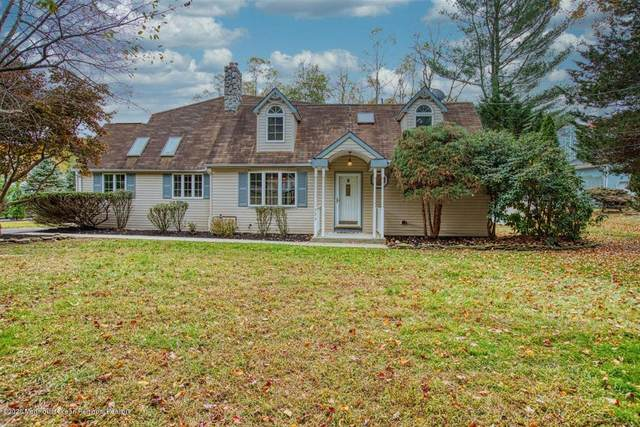 333 Union Hill Road, Manalapan, NJ 07726 (MLS #22038563) :: The Premier Group NJ @ Re/Max Central