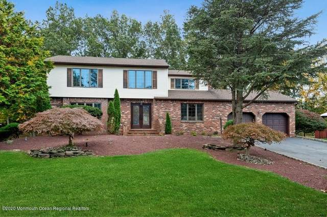 11 Mohawk Lane, Manalapan, NJ 07726 (#22038608) :: Nexthome Force Realty Partners