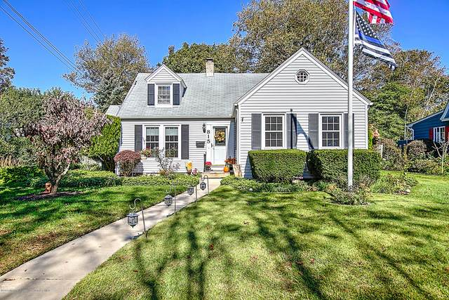 815 Briarcliff Avenue, Point Pleasant, NJ 08742 (MLS #22038688) :: The Sikora Group