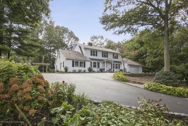61 Far View Avenue, Atlantic Highlands, NJ 07716 (MLS #22038717) :: The Sikora Group