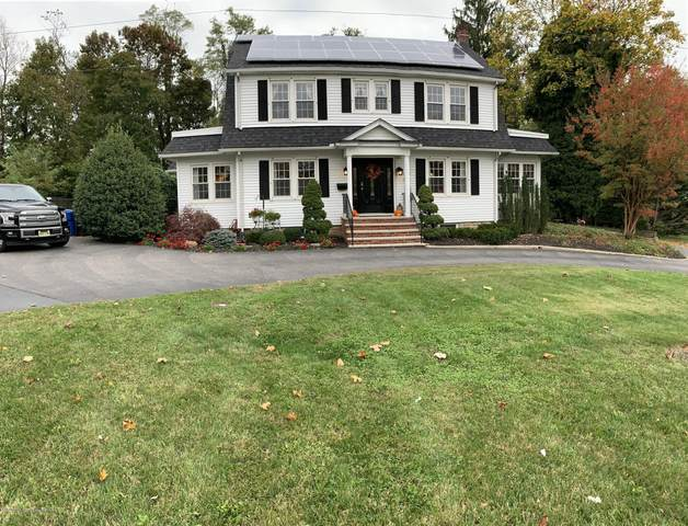701 Park Avenue, New Monmouth, NJ 07748 (#22038727) :: Daunno Realty Services, LLC
