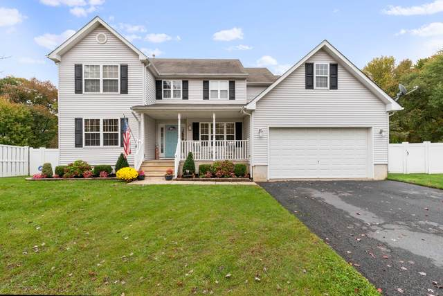 13 Oak Leaf Drive, Belford, NJ 07718 (MLS #22038743) :: The Sikora Group