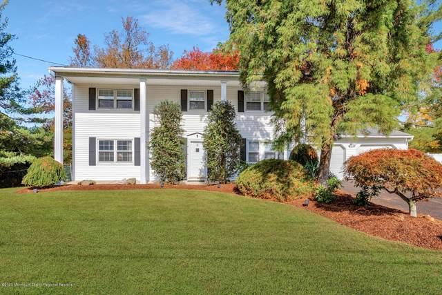 8 Dickinson Lane, Morganville, NJ 07751 (MLS #22038750) :: William Hagan Group