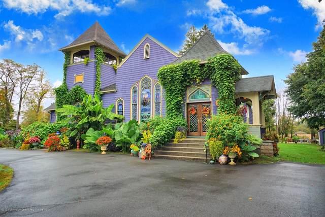 207 Davis Station Road, Cream Ridge, NJ 08514 (MLS #22038789) :: Kiliszek Real Estate Experts