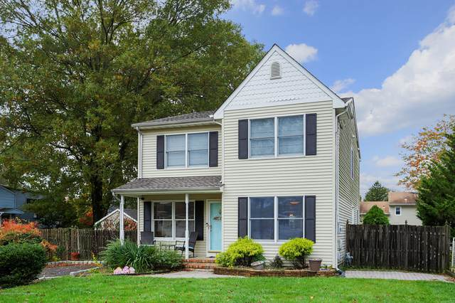442 Woodbine Street, Belford, NJ 07718 (MLS #22038816) :: The Sikora Group