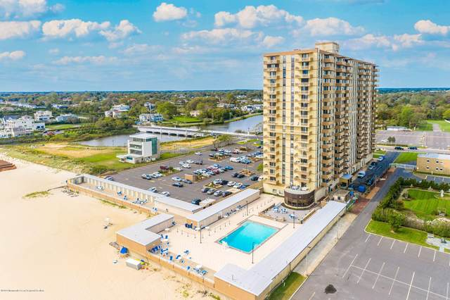 787 Ocean Avenue #402, Long Branch, NJ 07740 (MLS #22038881) :: William Hagan Group