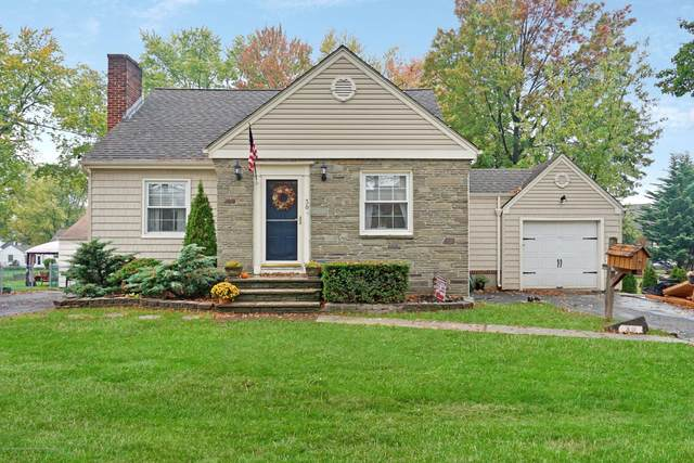 30 Lancaster Road, Colonia, NJ 07067 (#22038955) :: Daunno Realty Services, LLC
