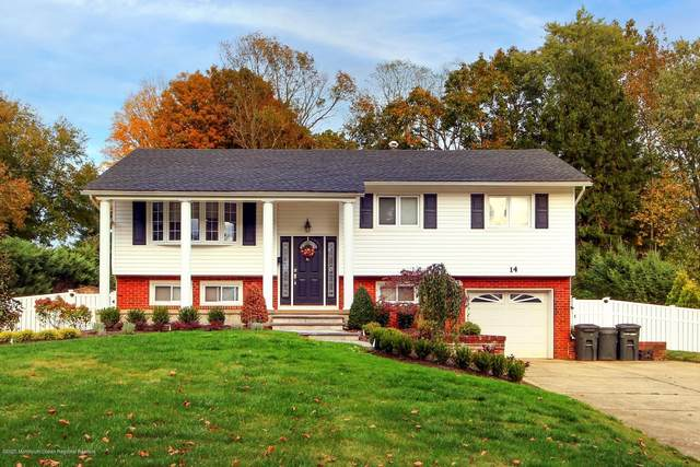 14 Highland Drive, Manalapan, NJ 07726 (MLS #22039004) :: The Premier Group NJ @ Re/Max Central
