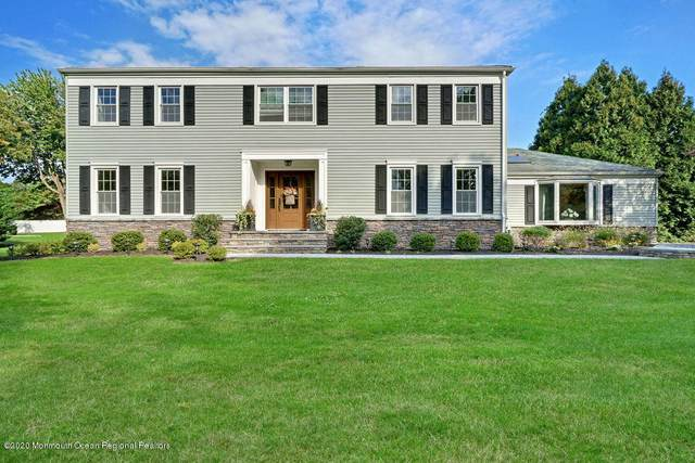 2 Mccutcheon Court, Middletown, NJ 07748 (MLS #22039019) :: Halo Realty