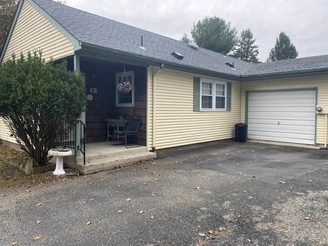 6 Pembroke Lane B, Whiting, NJ 08759 (MLS #22039033) :: William Hagan Group