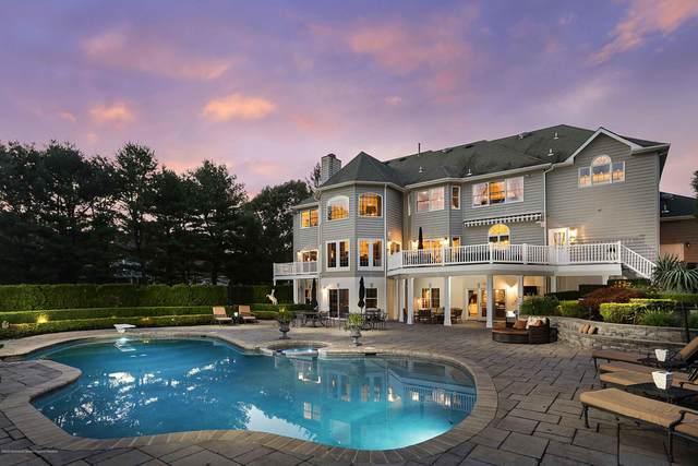 7 Warrenton Lane, Colts Neck, NJ 07722 (#22039041) :: Daunno Realty Services, LLC