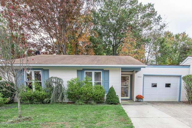 58B Essex Road, Monroe, NJ 08831 (#22039178) :: Nexthome Force Realty Partners