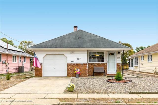 1677 Yorktowne Boulevard, Toms River, NJ 08753 (MLS #22039248) :: William Hagan Group