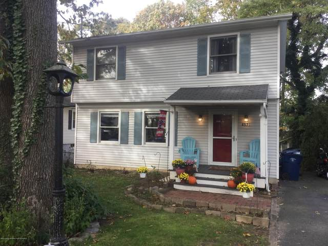 457 Harnell Avenue #5, Oakhurst, NJ 07755 (#22039427) :: Nexthome Force Realty Partners
