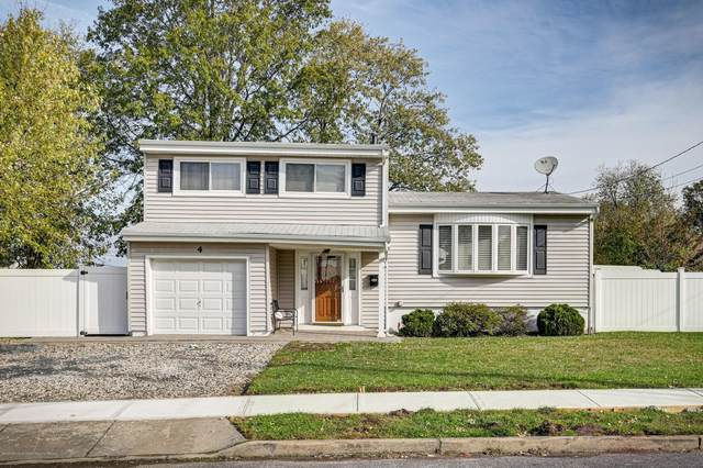 4 Heather Drive, Old Bridge, NJ 08857 (MLS #22039581) :: The Sikora Group