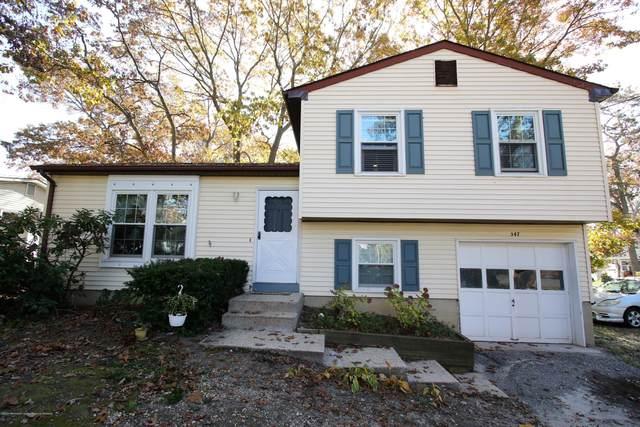 547 Vaughn Avenue, Forked River, NJ 08731 (MLS #22039999) :: Team Gio | RE/MAX