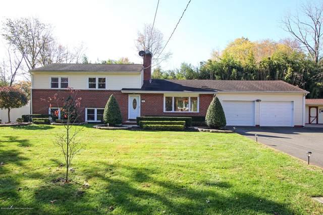 11 Heritage Road, Eatontown, NJ 07724 (MLS #22040101) :: The Ventre Team