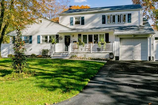 337 Winchester Drive, Brick, NJ 08724 (MLS #22040275) :: The Sikora Group
