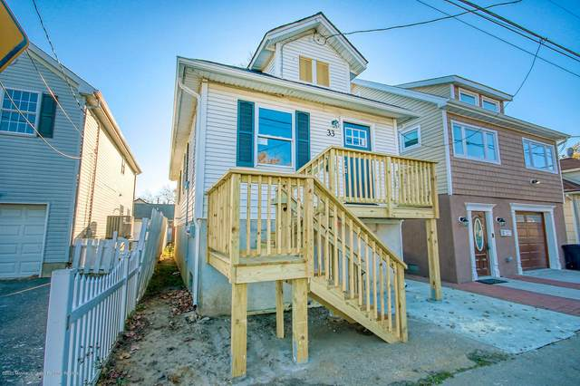 33 Forest Avenue, Keansburg, NJ 07734 (MLS #22040317) :: William Hagan Group