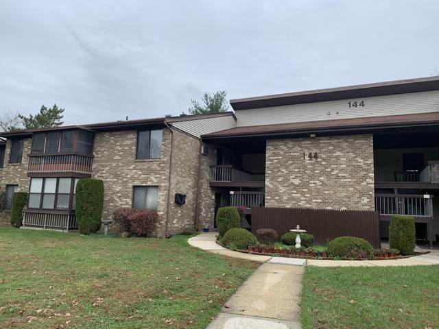 144 Cross Slope Court G, Manalapan, NJ 07726 (MLS #22040499) :: Team Gio | RE/MAX