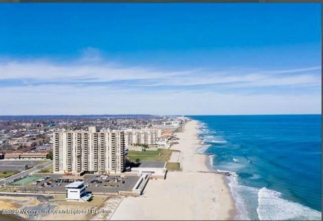 787 Ocean Avenue N #202, Long Branch, NJ 07740 (MLS #22040515) :: The Ventre Team