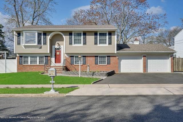 552 Pennsylvania Avenue, Brick, NJ 08724 (MLS #22040676) :: William Hagan Group