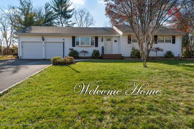 43 Chestnut Ridge Road, Holmdel, NJ 07733 (MLS #22040761) :: The Streetlight Team at Formula Realty