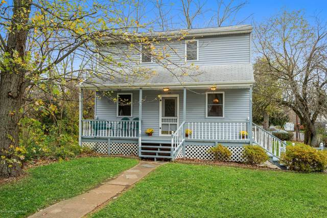 177 Leonardville Road, Belford, NJ 07718 (MLS #22040930) :: William Hagan Group